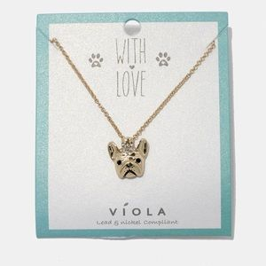 🖤 Coming Soon 🖤 Adorable Frenchie Necklace